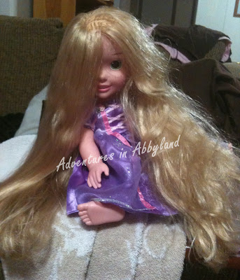 Doll Hair Emergency How To Get Rid Of Tangles