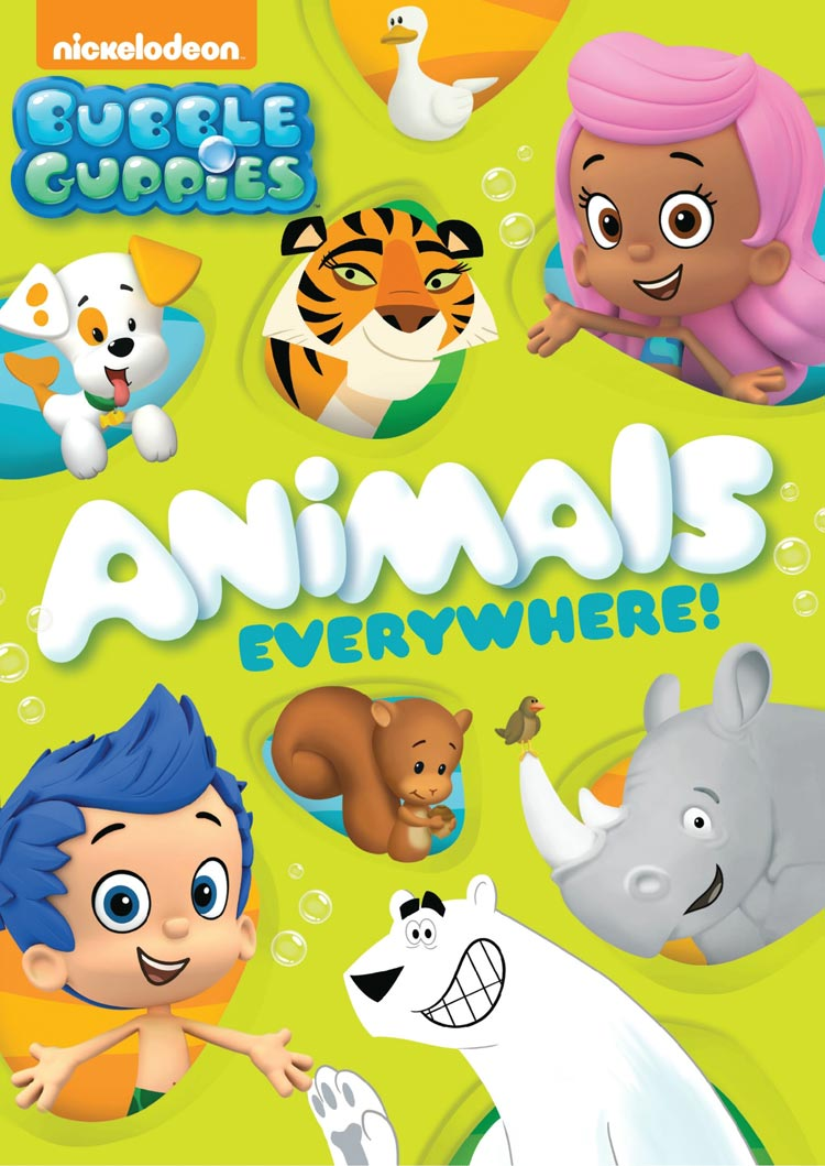 Bubble Guppies Animals Everywhere! Review Plus Giveaway