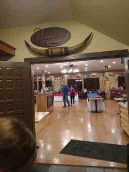food at Pine Ridge Dude Ranch