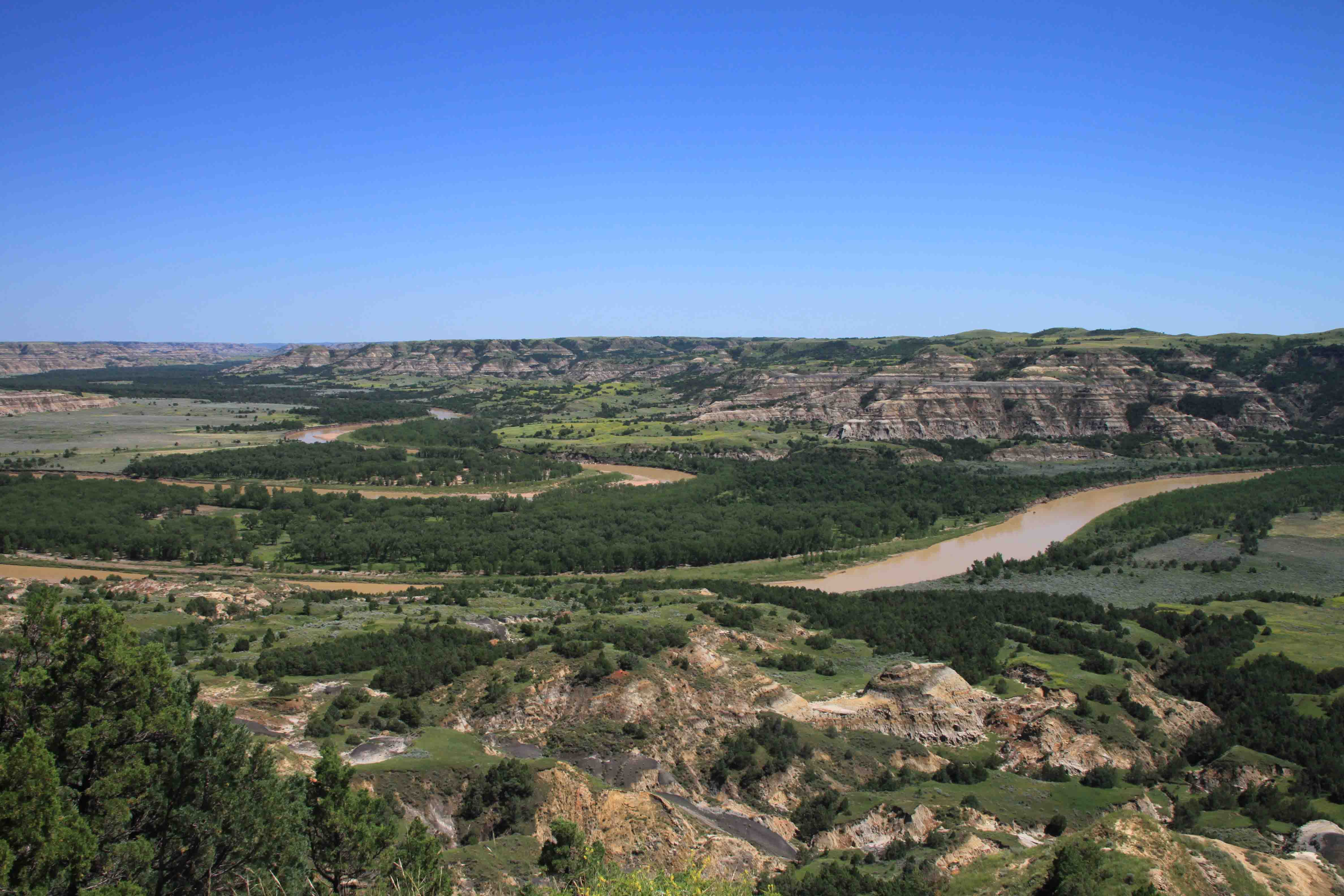 Check Out Theodore Roosevelt National Park North Dakota Photos