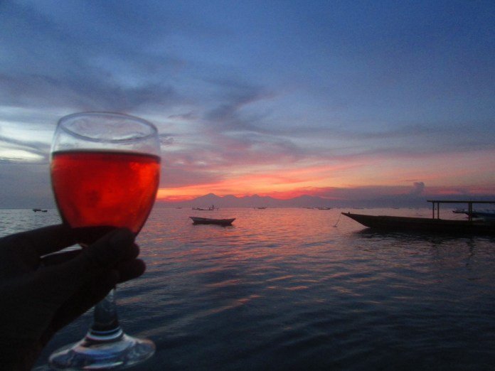 Cheers to Nusa Lembongan and Ceningan.