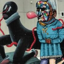 Street Art on Gottigen St