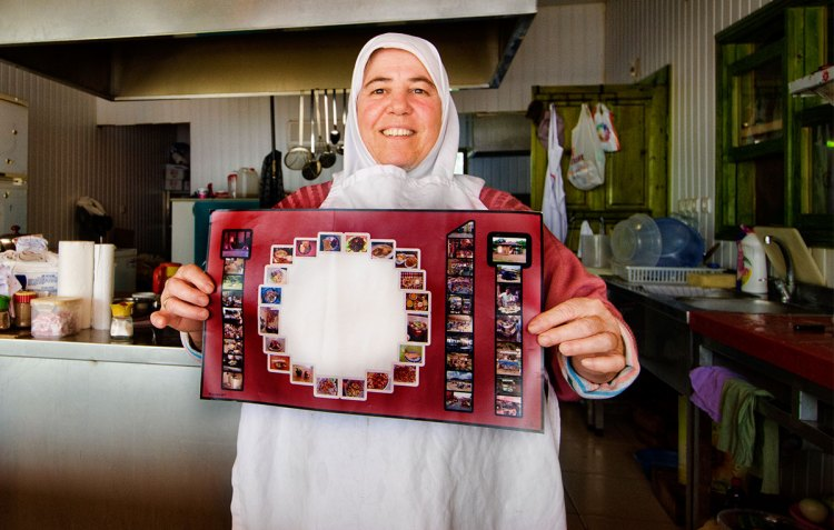 Like the curious Turkish chef who delighted in seeing a Nicarguan kitchen.