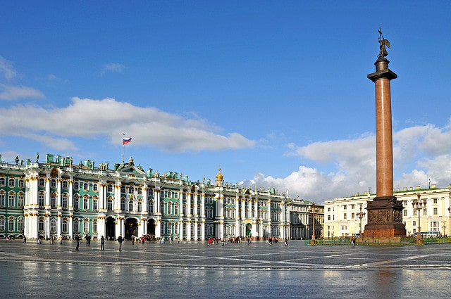 Winter Palace - photo by Dennis Jarvis
