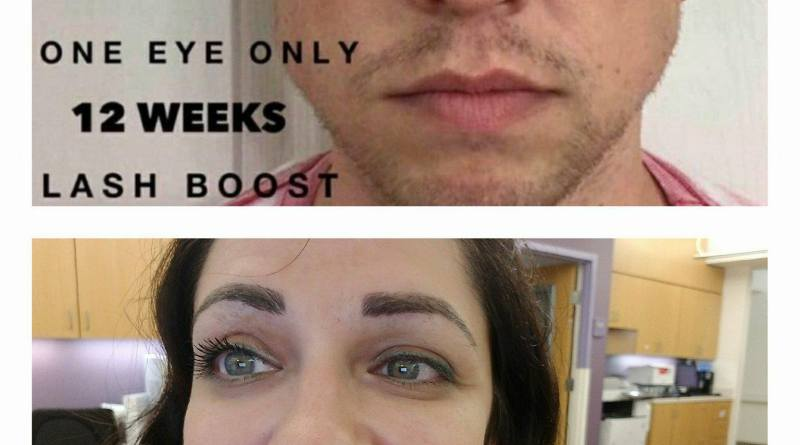 Say Goodbye to Wimpy Lashes! Lash Boost by R+F