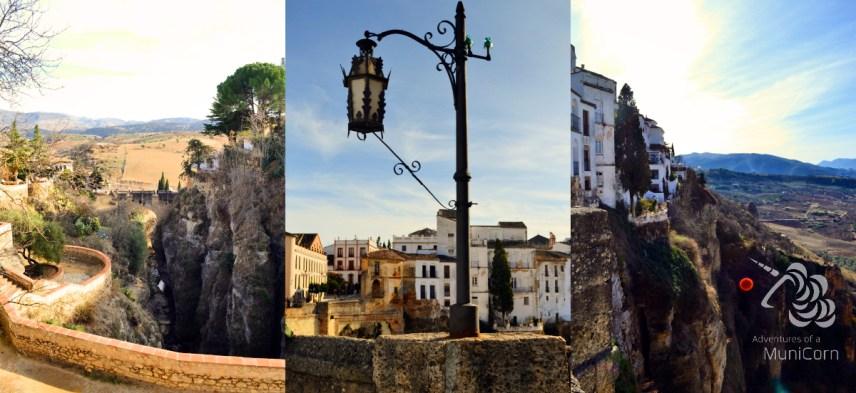 Impressions of ronda, Spain