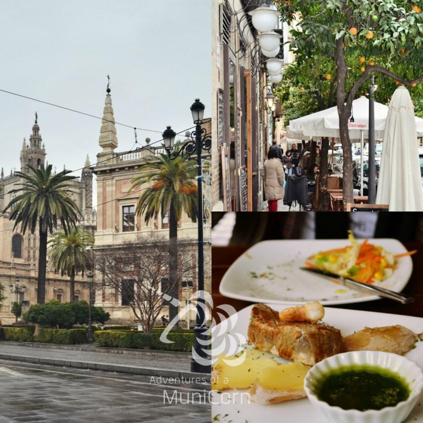 Sevilla Tapas en Santa Cruz