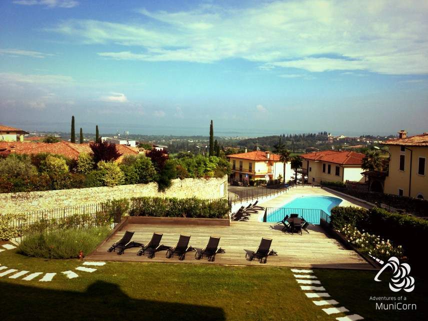 polpenazze villa archi view