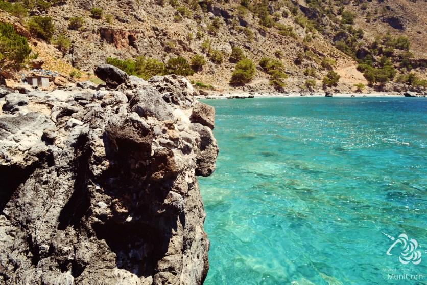 south coast of crete
