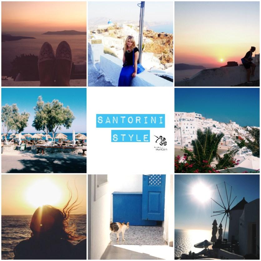 Santorini Style