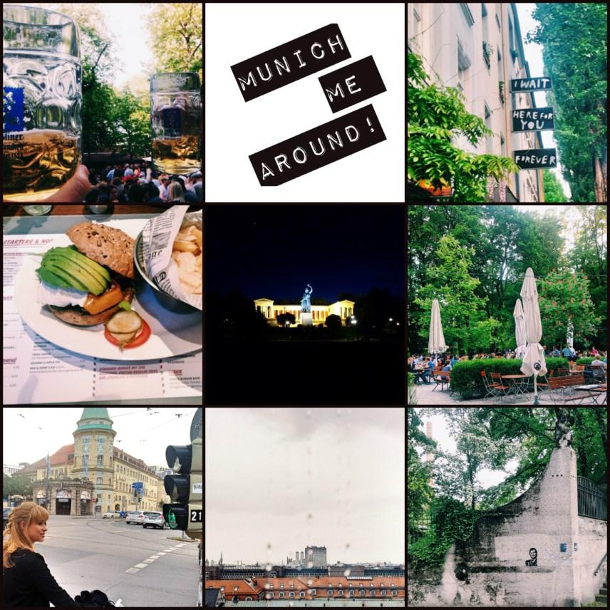 Munich me around