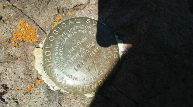 Geological Survey Spike Delano Peak