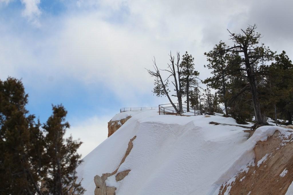 View at Bryce Canyon