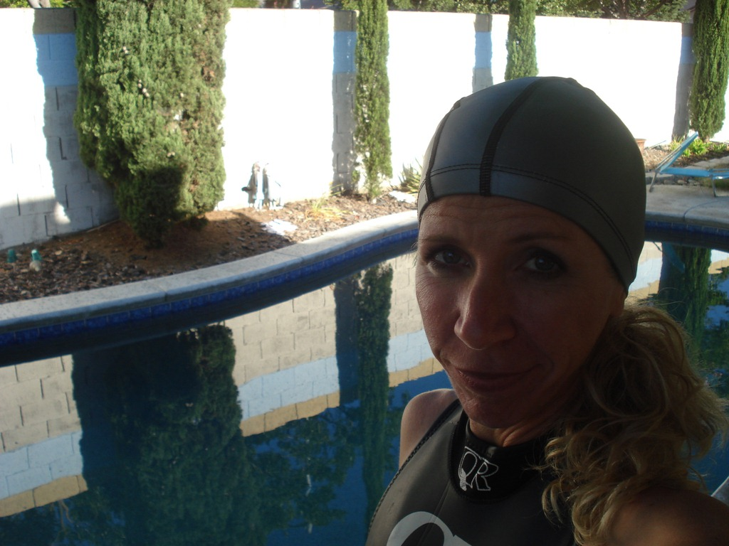 Four Things (about my swim) Friday