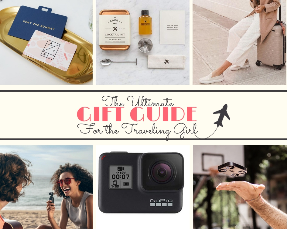 The Ultimate Gift Guide for the Traveling Girl | Adventures of a Pilot Wife