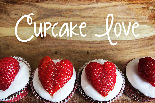 Cupcake Love: Grain-Free Chocolate Cupcakes with Coconut Whipped Cream