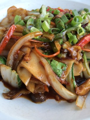 Drunken Man Noodles