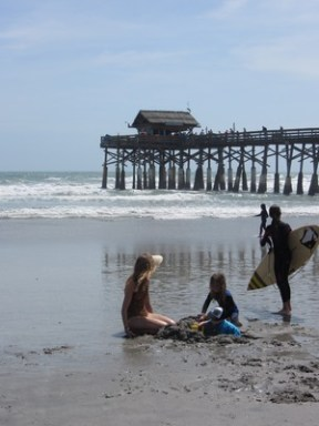 Pier, Cocoa Beach