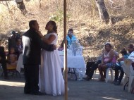 First dance, Mexican wedding