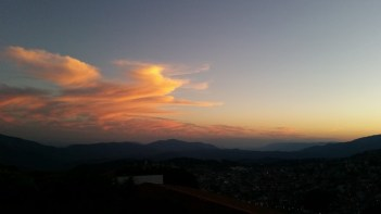 Sunset from Montetaxco