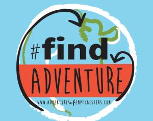 #FindAdventure Sticker