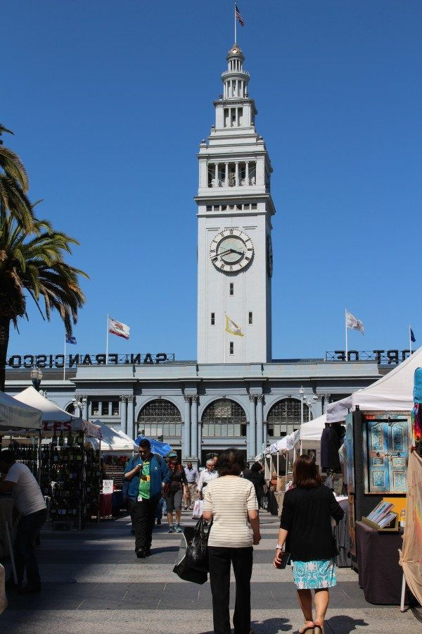 The Ferry Building - San Francisco