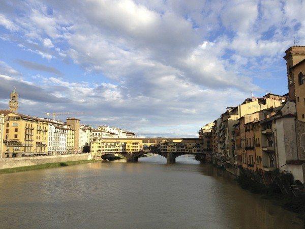 Ponte Vecchio - Florence Italy