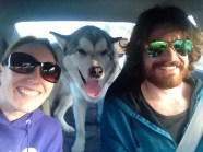 car ride home!