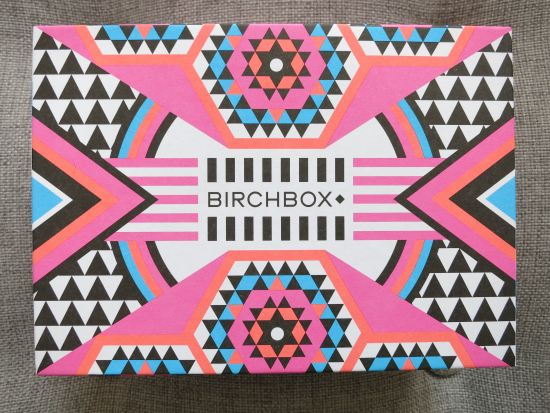 July 2015 Birchbox