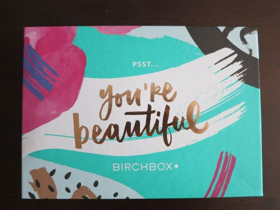 September 2015 Birchbox
