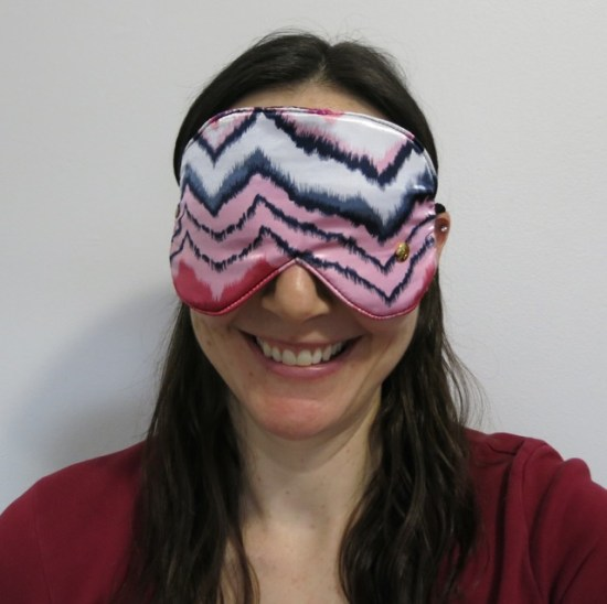 Stephanie Johnson Eyemask