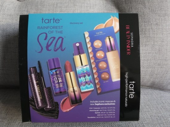 tarte Rainforest of the Sea VIB Reward - Sephora