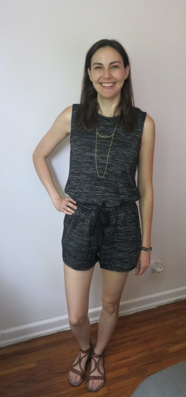 RD Style Bryanna Knit Romper | Stitch Fix