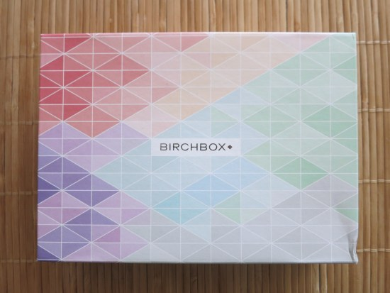 June 2016 Birchbox