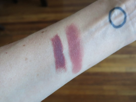 Bite Beauty Multistick Biscotti swatches