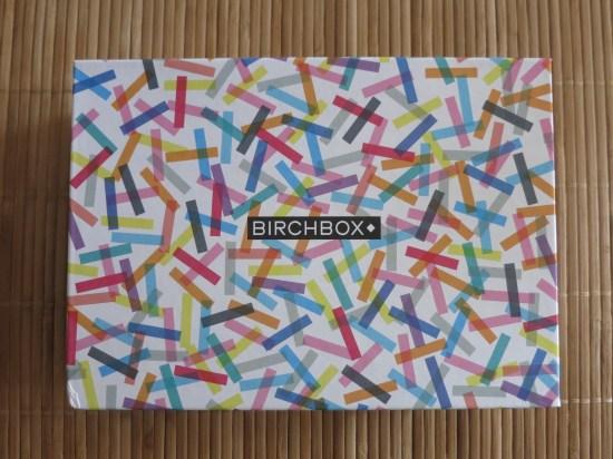 September 2016 Birchbox