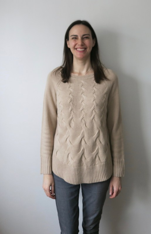 41Hawthorn Bronx Cable Front Pullover | Stitch Fix