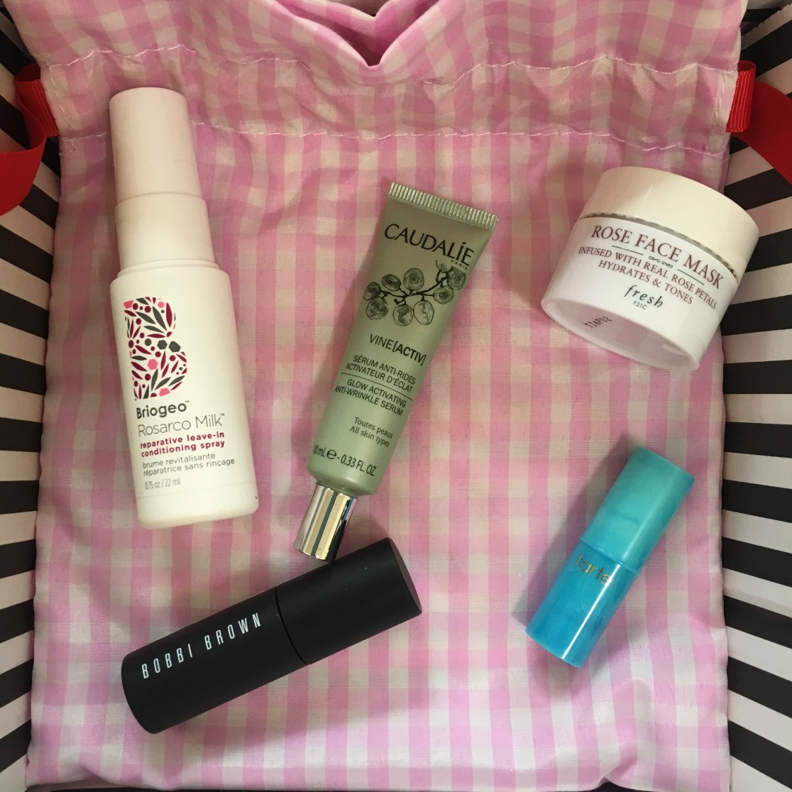 c42393b47 My July Sephora Play! box arrived late in the afternoon the day before I  left for Comic-Con, so I was too busy packing to start playing around with  my ...