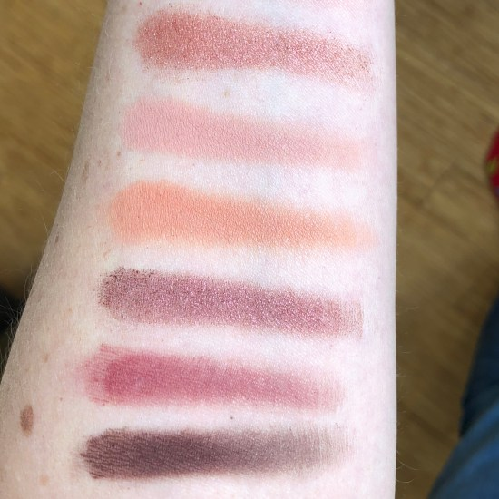 ColourPop Give It To Me Straight swatches