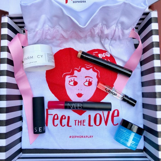 Play! by Sephora February 2018