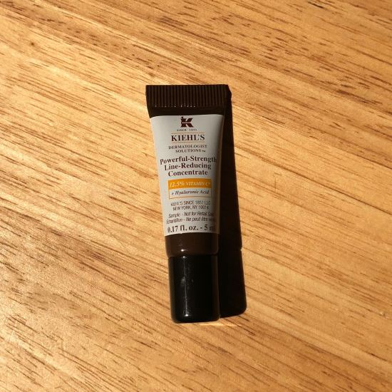 Kiehl's Powerful-Strength Line-Reducing Concentrate 12.5% Vitamin C | Play! by Sephora
