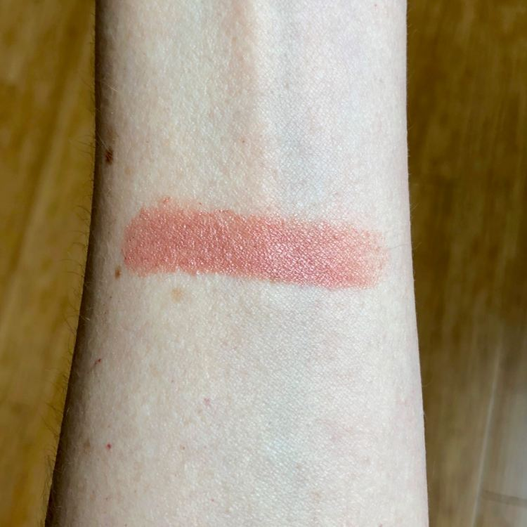 Swatch: Too Faced Natural Nudes Lipstick in Birthday Suit