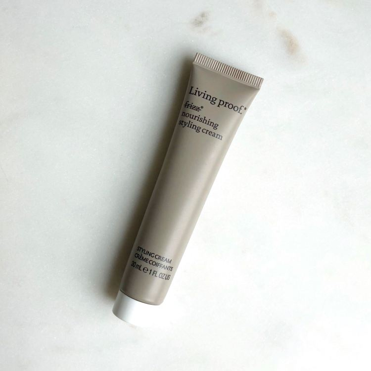 Living proof No Frizz Nourishing Styling Cream | Play! by Sephora