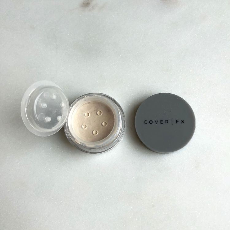 Cover FX Perfect Setting Powder in Light Translucent | Play! by Sephora