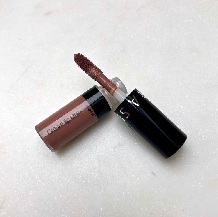 Sephora Collection Cream Lip Stain Liquid Lipstick in Pink Tea | Play! by Sephora