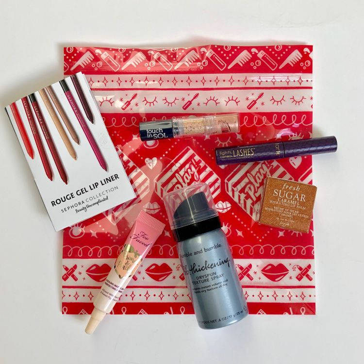 Play! by Sephora December 2018 samples