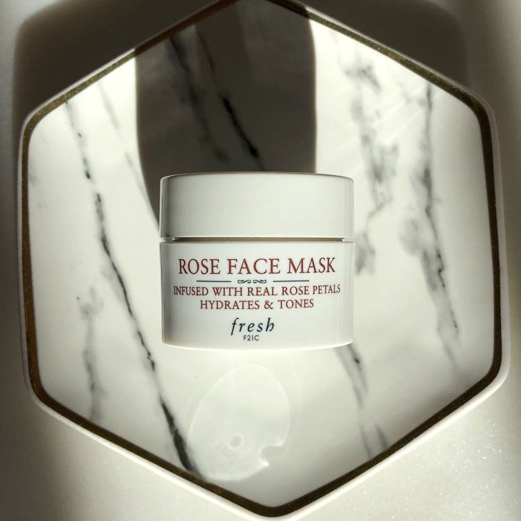 Fresh Rose Face Mask | Play! by Sephora