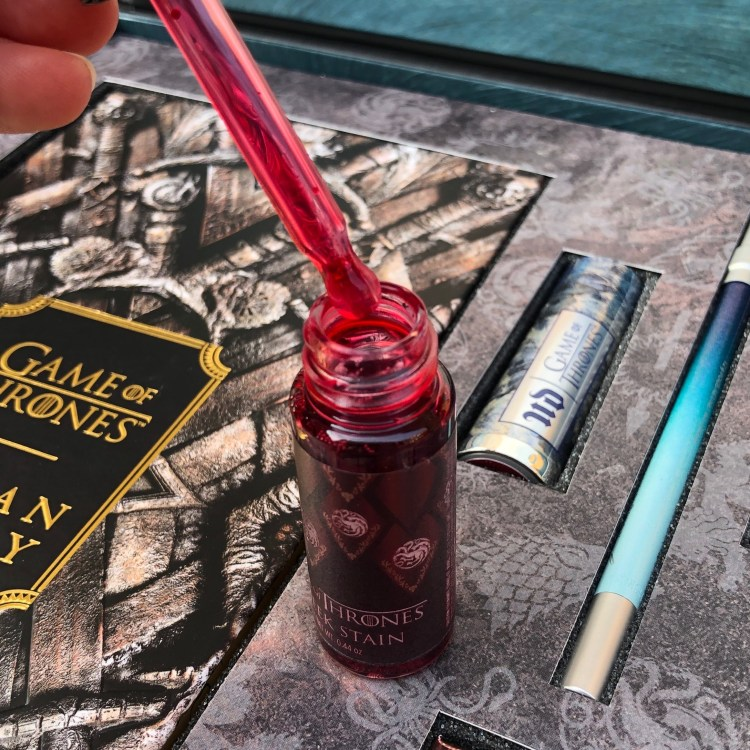 Urban Decay Game of Thrones Vault: Lip & Cheek Stain dropper