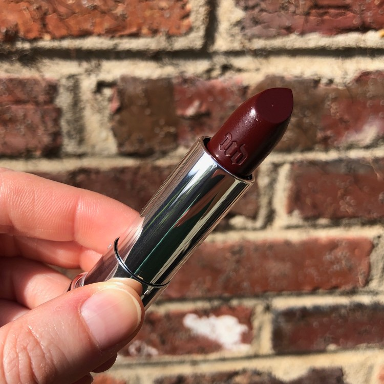 Urban Decay Game of Thrones Vault: Vice Lipstick in White Walker