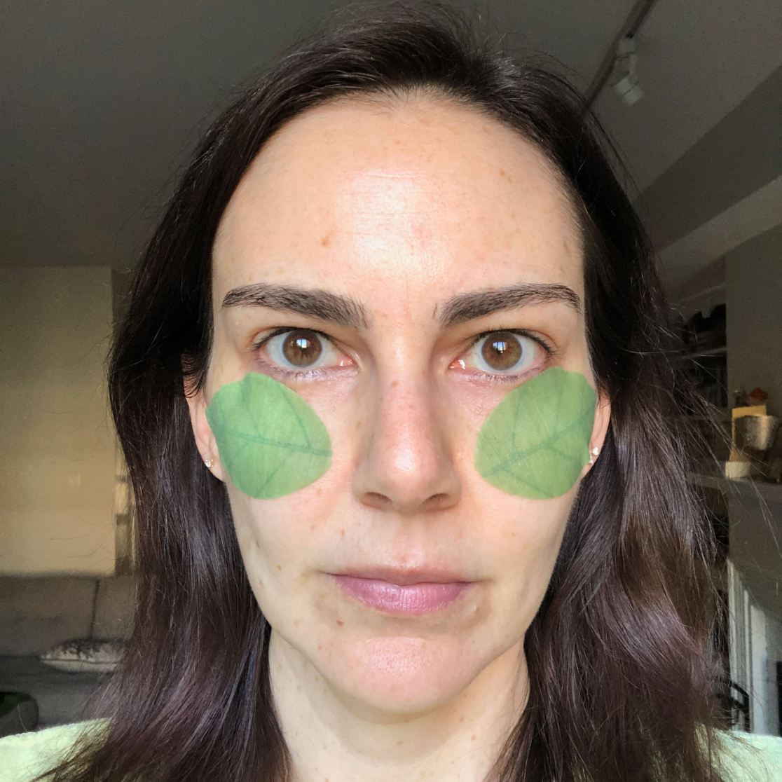 Pacifica Beauty Leave Pretty Eye Patches